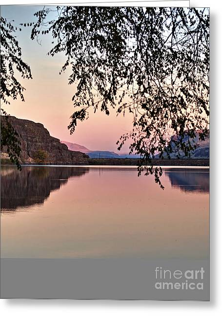My Ocean Greeting Cards - Evening Calm Greeting Card by   FLJohnson Photography