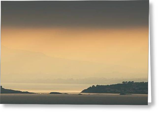 Mystical Landscape Greeting Cards - Eventide Greeting Card by Robert Phelan