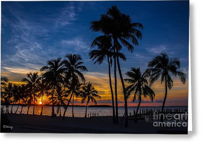 Tavernier Greeting Cards - Eye Candy Desire Greeting Card by Rene Triay Photography