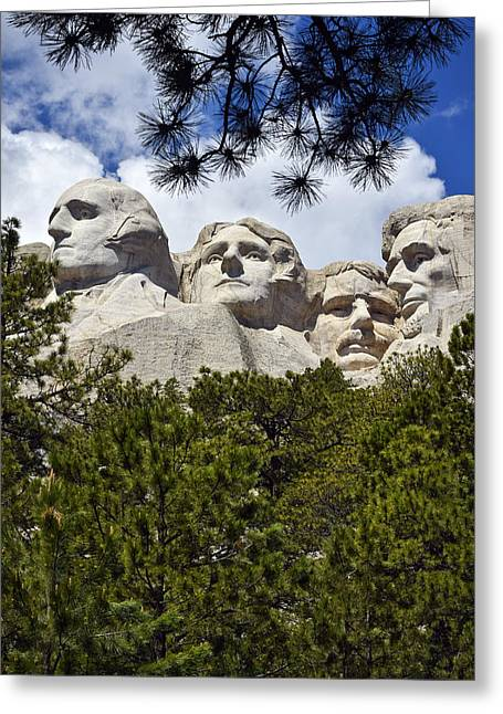 Fab Greeting Cards - Fab Four Greeting Card by Skip Hunt