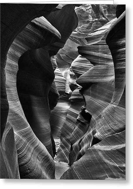 Arizona Framed Prints Greeting Cards - Faces in the Walls Greeting Card by Darren  White