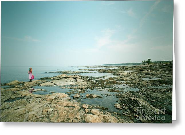 Aimelle Photography Photographs Greeting Cards - Facing Infinity Greeting Card by Aimelle