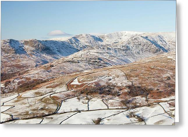 Fairfield Greeting Card by Ashley Cooper