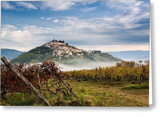 Croatia Greeting Cards - Fairytale Greeting Card by Davorin Mance