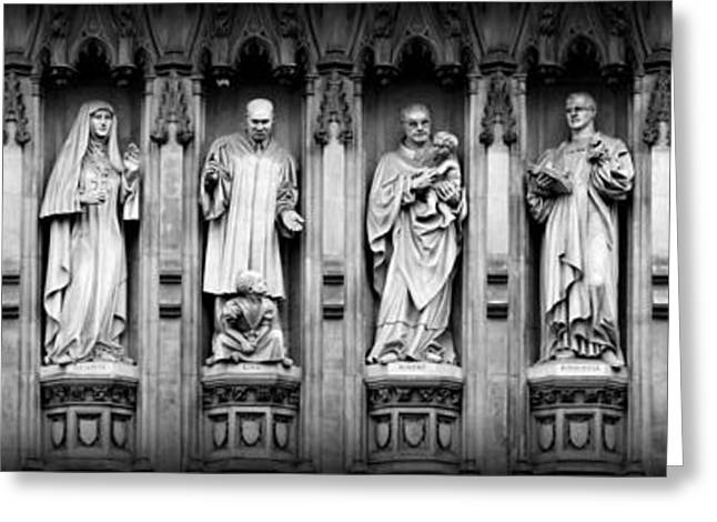 Faithful Witnesses Greeting Card by Stephen Stookey