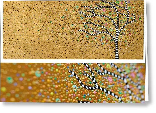 Oracular Greeting Cards - Fall Greeting Card by Grass Hopper