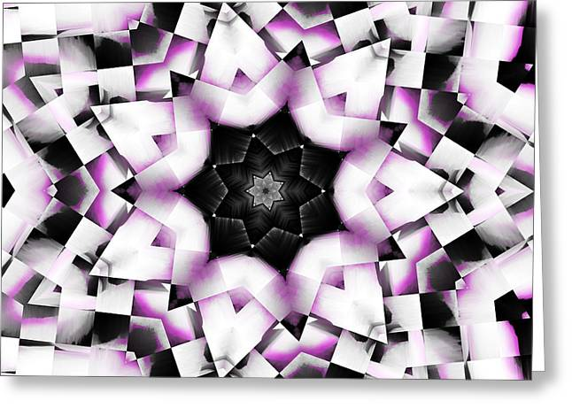 Subtle Colors Greeting Cards - Fallen Star Greeting Card by Shawna  Rowe