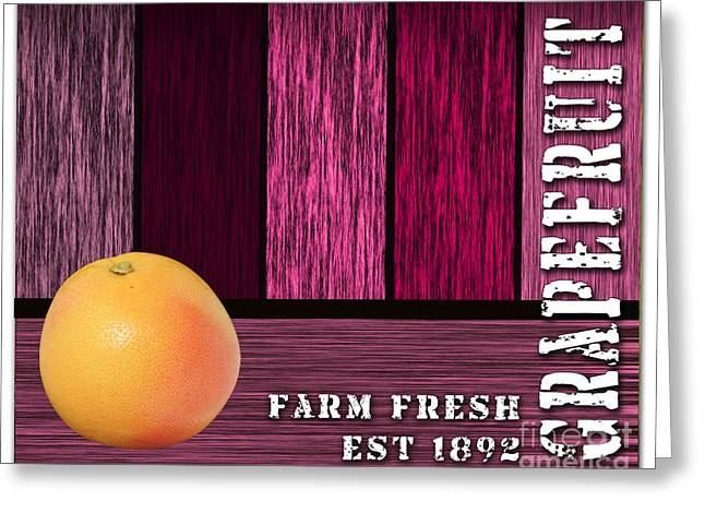 Farm Fresh Greeting Card by Marvin Blaine