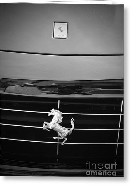 Magnum Pi Greeting Cards - Farrari Greeting Card by Jost Houk