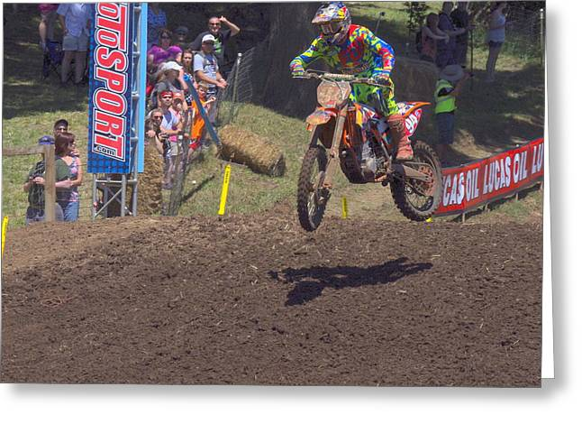 Ktm Greeting Cards - Fast Greeting Card by Brian McCullough