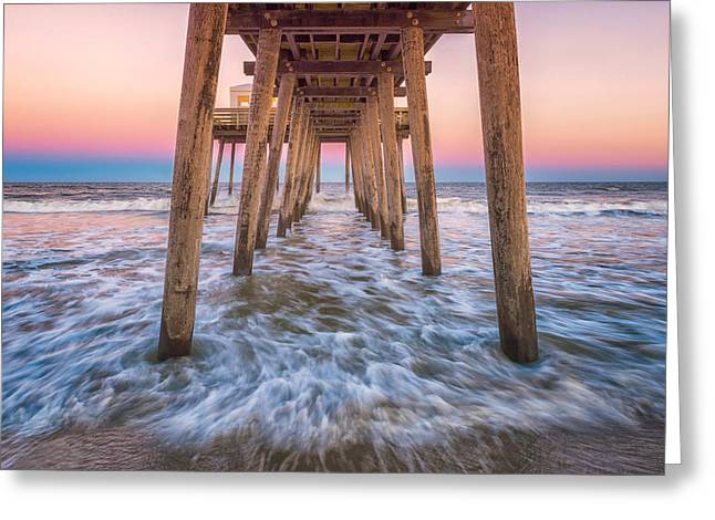 Surf City Greeting Cards - Felicity of the Tide Greeting Card by Mark Rogers