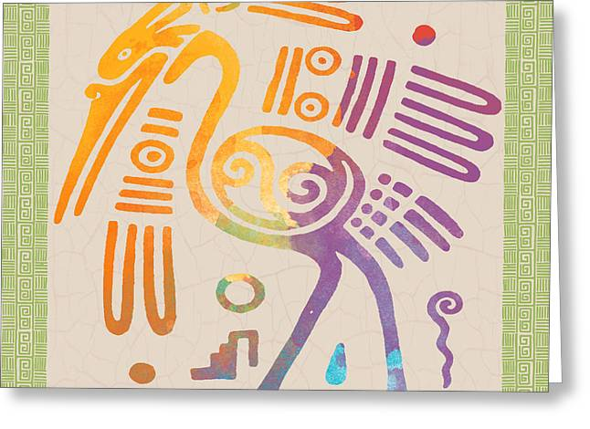 Mexican Fiesta Greeting Cards - Fiesta Fun-D Greeting Card by Jean Plout