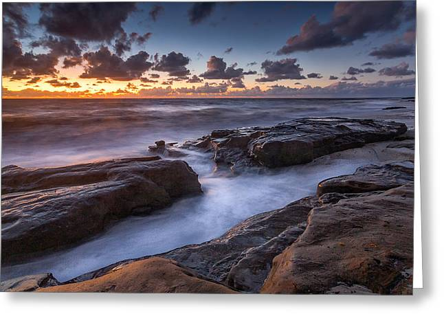 California Beaches Greeting Cards - Fill Me Up Greeting Card by Peter Tellone