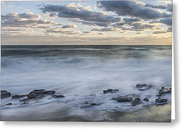 Ocean Art Photography Greeting Cards - Finally Seen Greeting Card by Jon Glaser