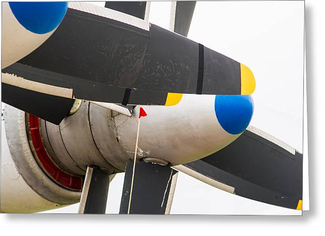 Russian Born Greeting Cards - Fine Art Of Aviation - Featured 3 Greeting Card by Alexander Senin