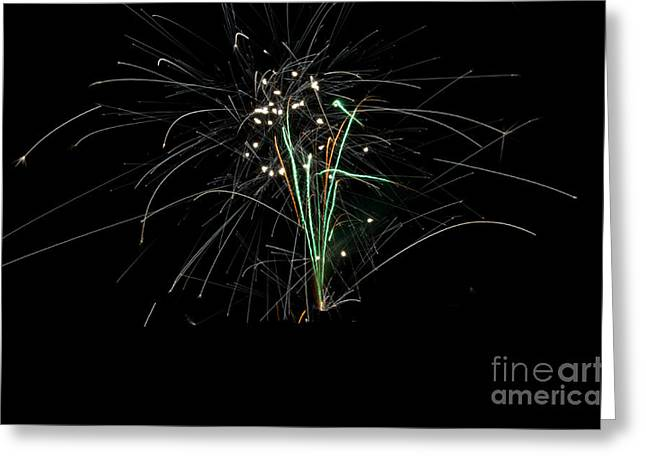 Independance Day Greeting Cards - Fireworks 20 Greeting Card by Cassie Marie Photography