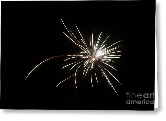 Independance Day Greeting Cards - Fireworks 48 Greeting Card by Cassie Marie Photography