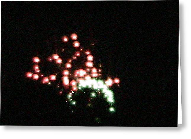 4th July Digital Art Greeting Cards - Fireworks  Greeting Card by Jason Alster