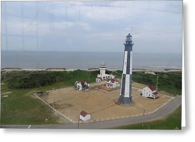 First Love Greeting Cards - First State Landing  Lighthouse Greeting Card by Sonali Gangane