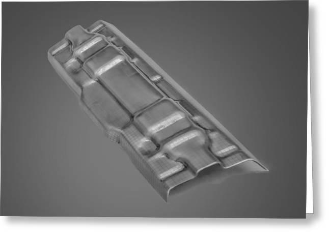 Metallic Sheets Greeting Cards - FlashBainite - Maximum Strength Steel - Seat Combo V5 Greeting Card by LeeAnn McLaneGoetz McLaneGoetzStudioLLCcom