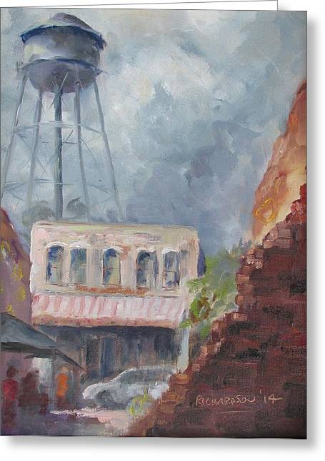 Thomasville Greeting Cards - FLAUNT Pop It Up Greeting Card by Susan Richardson