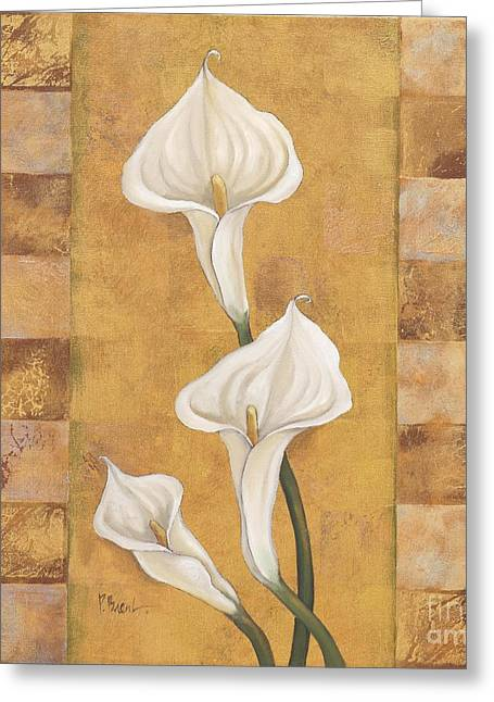 Tuscan Greeting Cards - Flora del Rey II Greeting Card by Paul Brent