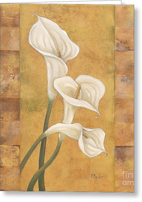 Tuscan Greeting Cards - Floral Del Rey I Greeting Card by Paul Brent