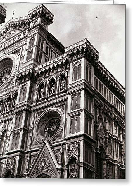 Fierenze Greeting Cards - Florence Greeting Card by Alison Quarles