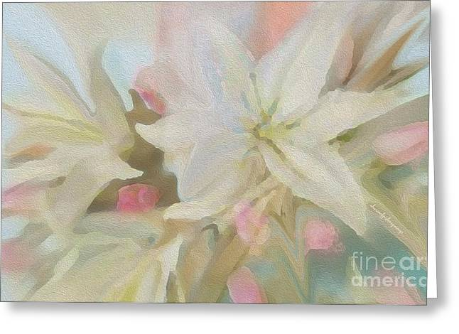 Flowers In Spring  Take Our Breathe Away Greeting Card by Sherri  Of Palm Springs