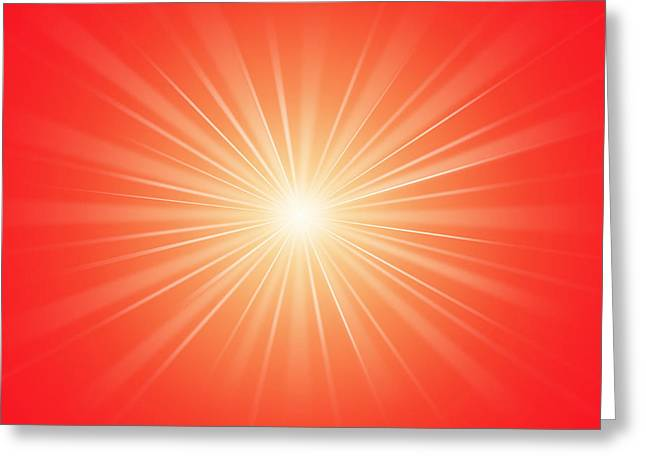 Inner Self Greeting Cards - Focus for Meditation 2 Greeting Card by Philip Ralley