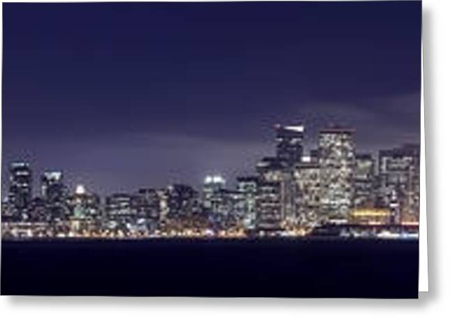 Fog City San Francisco2 Greeting Card by Mike Reid