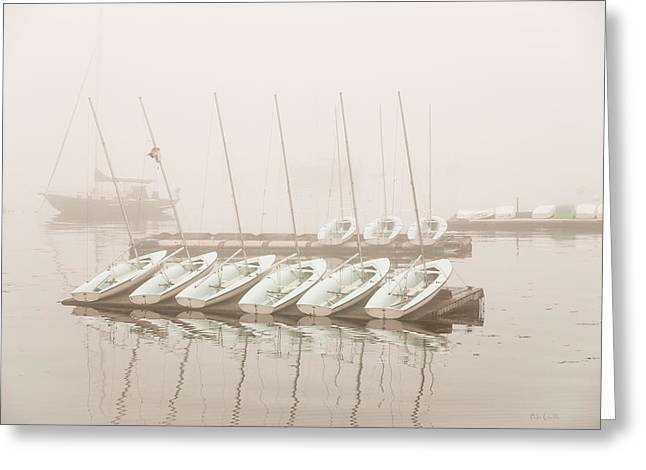 Decorative Art Greeting Cards - Fogged In Again Greeting Card by Bob Orsillo