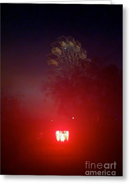Solstice Greeting Cards Greeting Cards - Foggy Fabulous Greeting Card by Jacqueline Athmann