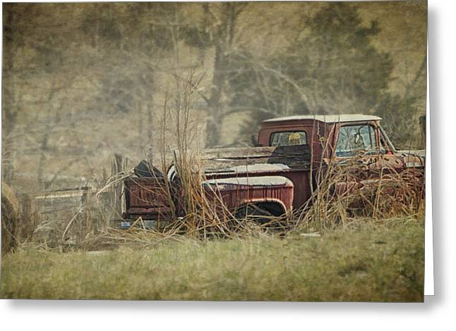 Hay Bales Greeting Cards - For Farm Use Only Greeting Card by Kathy Jennings