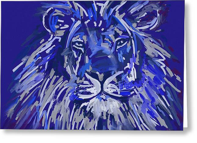 King Of Judah Greeting Cards - For Such A Time As This Greeting Card by Nancy Capra