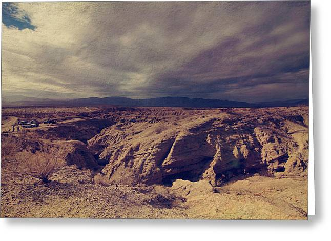 State Park Canyon Greeting Cards - For You I Will Greeting Card by Laurie Search