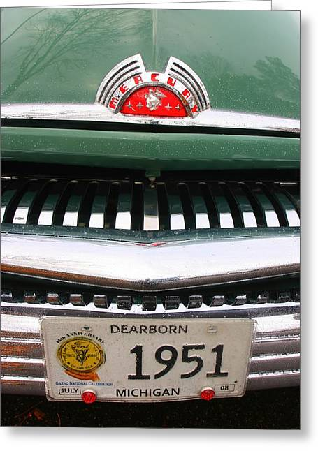 Minnesota Licence Plates Greeting Cards - Ford 16 Greeting Card by Amanda Stadther