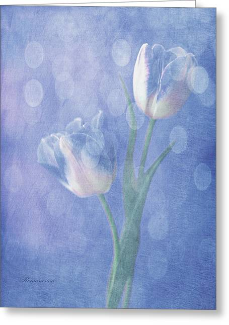 Mother Gift Mixed Media Greeting Cards - Forgotten Dreams Greeting Card by Georgiana Romanovna