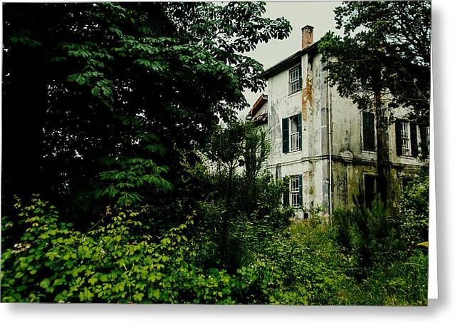 Forgotten Greeting Cards - Forgotten House II Greeting Card by Marco Oliveira