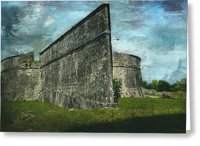 Kathy Jennings Photography Greeting Cards - Fort Fincastle Greeting Card by Kathy Jennings
