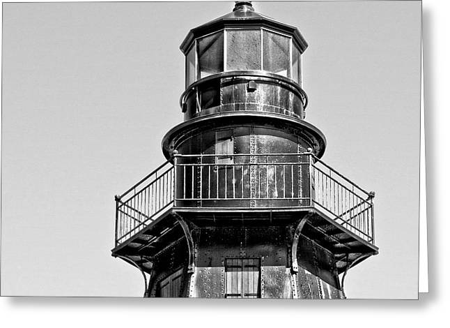 Dry Tortugas Greeting Cards - Fort Jefferson Light Greeting Card by Chris Vander Velde