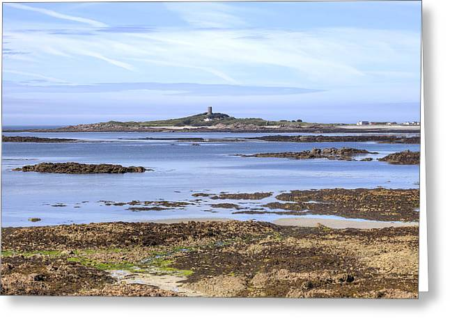Guernsey Greeting Cards - Fort Saumarez - Guernsey Greeting Card by Joana Kruse