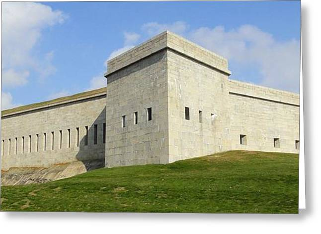 Fort Trumbull Greeting Card by Meandering Photography