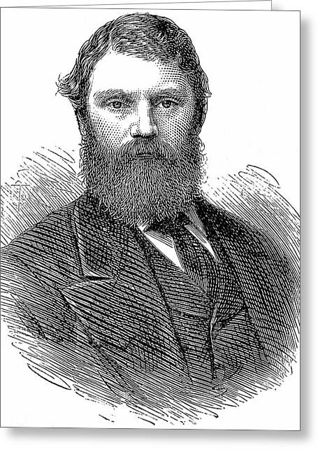 Francis Edmund Anstie Greeting Card by Universal History Archive/uig