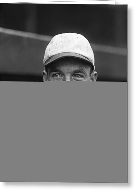 Ted Photographs Greeting Cards - Frederick D. Ted Wingfield Greeting Card by Retro Images Archive