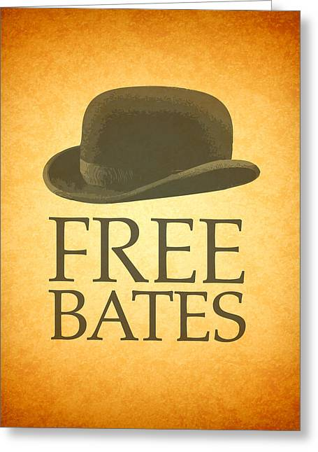 Bates Greeting Cards - Free Bates Greeting Card by Design Turnpike