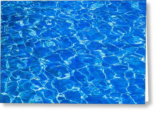 Life Line Greeting Cards - Fresh Water - Horizontal 03 Greeting Card by Alexander Senin
