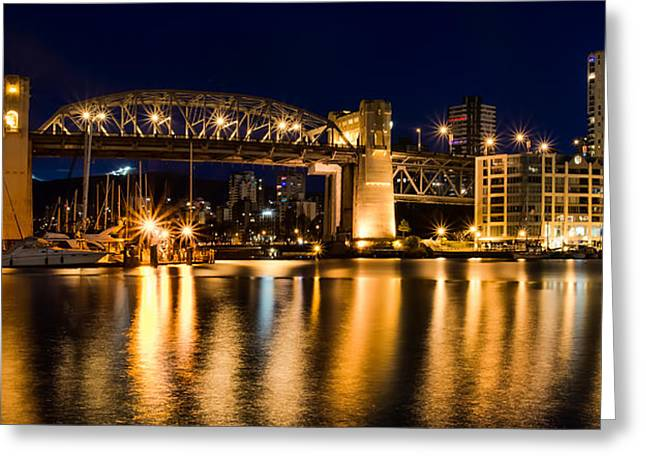 From Granville Island Greeting Card by James Wheeler