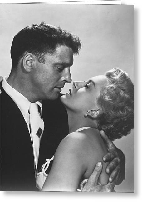 Deborah Greeting Cards - From Here to Eternity  Greeting Card by Silver Screen