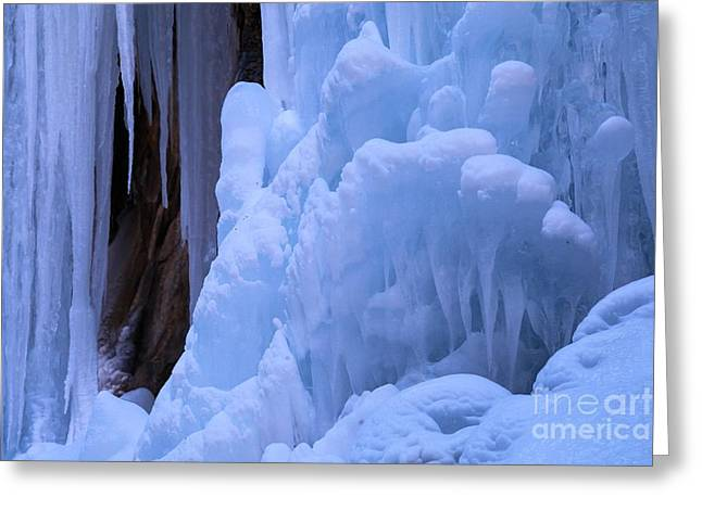 128 Greeting Cards - Frozen Decorations Greeting Card by Adam Jewell